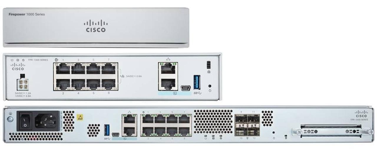 Cisco FirePOWER 1120 ASA - firewall
