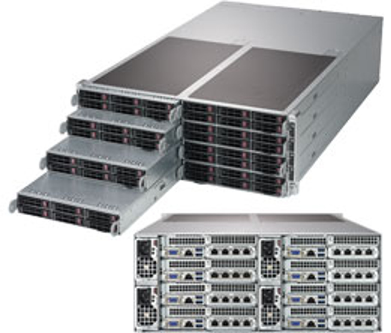 SuperServer F619P2-RT