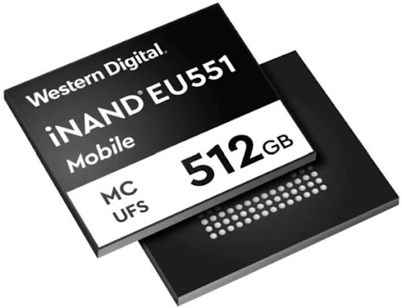 iNAND MC EU551