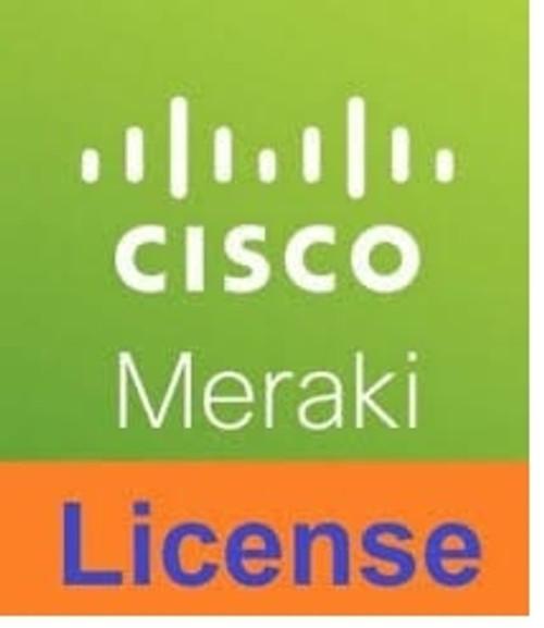 EOS Meraki MS220-24P Enterprise License and Support, 10YR