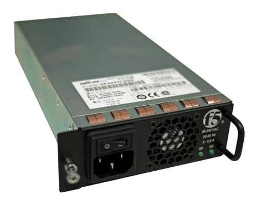 BIG-IP Single DC Power Supply (650 W, Factory Installed)
