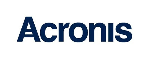 Acronis Cyber Backup Advanced G Suite Subscription License 5 Seats, 1 Year - Renewal