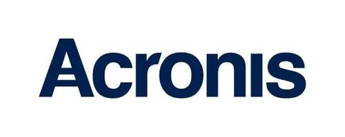 Acronis Cyber Backup 12.5 AdvancedWorkstation License, Upgrade from Acronis Cyber Backup  12.5 incl. Acronis Premium Customer Support ESD