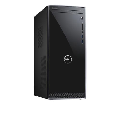 Dell Inspiron 3671 Desktop 4-Core i3-9100 8GB 1TB DVDRW Keyboard Mouse WIFI Wrty