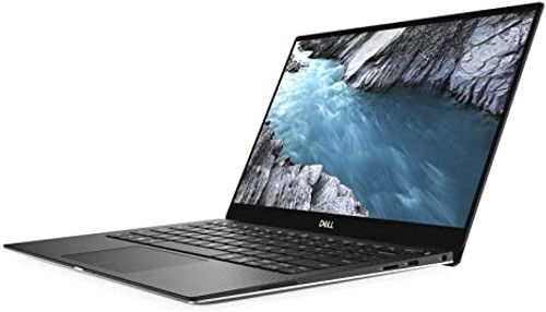 """DELL XPS 13 7390 2-in-1 13.4"""" FHD+ Touch i7-1065G7 16GB 512GB SSD Silver FPR Wrt"""