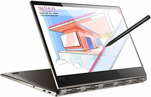 "Lenovo Yoga 920 2-in-1 14"" FHD TOUCH i5-8250U 8GB 256GB SSD FP Reader Platinum"