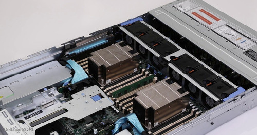 Dell EMC Dell EMC PowerEdge R7525 (2xAMD 7262, 4x8GB RDIMM, 2x2TB 7.2k NLSAS, H745 Controller, 3Yr NBD