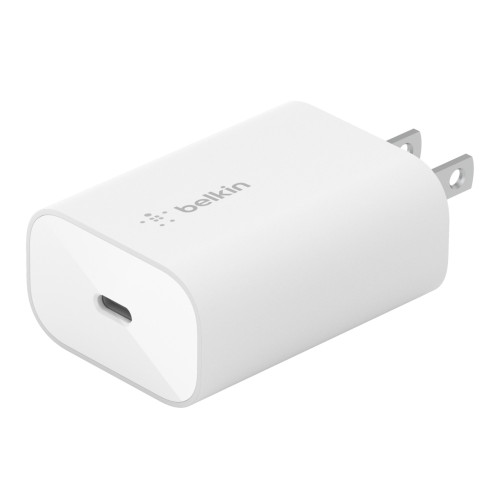 Belkin  USB-C PD 3.0 PPS Wall Charger 25W
