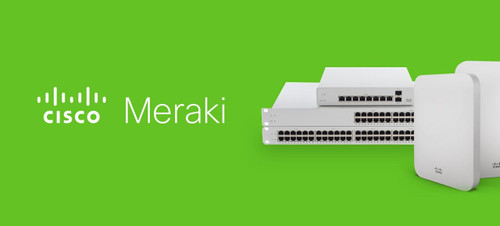 Cisco Meraki Go Network Switch - 8 Ports - Manageable - 2 Layer Supported - Modular - 2 SFP Slots - Twisted Pair, Optical Fiber - Wall Mountable, Desktop - 90 Day Limited Warranty PWR