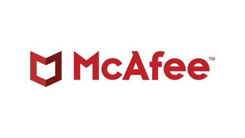 McAfee 650W AC power supply
