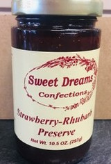 Strawberry-Rhubarb Preserve