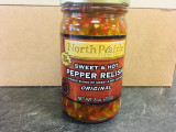 Sweet & Hot Pepper Relish