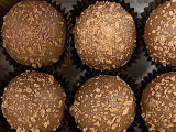 French Silk Milk Chocolate Truffle