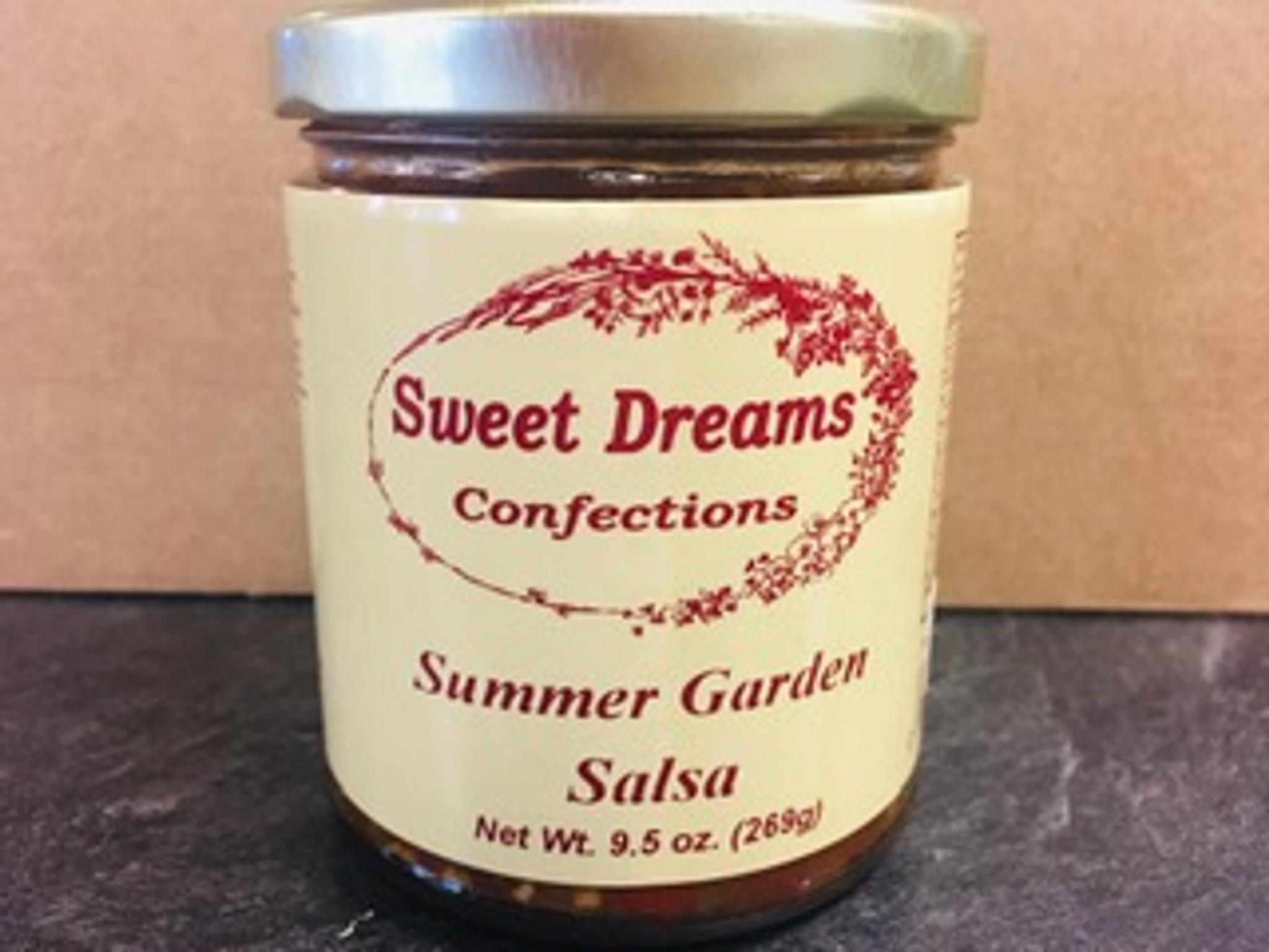 Summer Garden Salsa