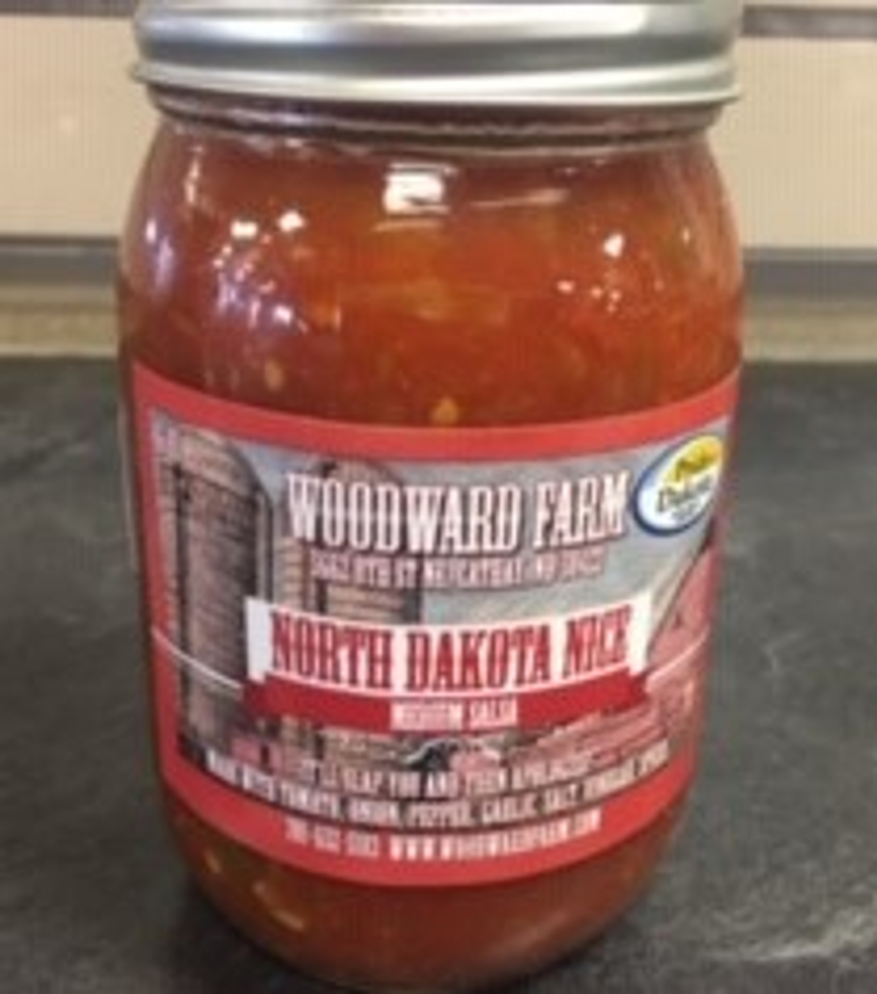 North Dakota Nice Medium Salsa
