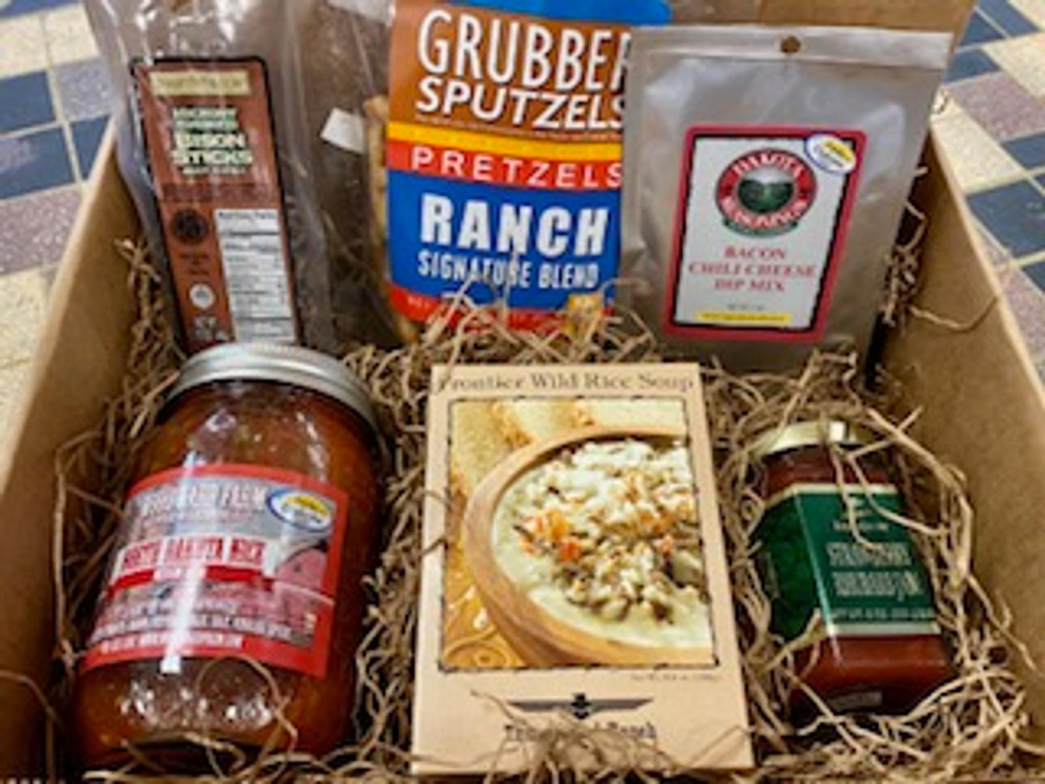 North Dakota Love Gift Box