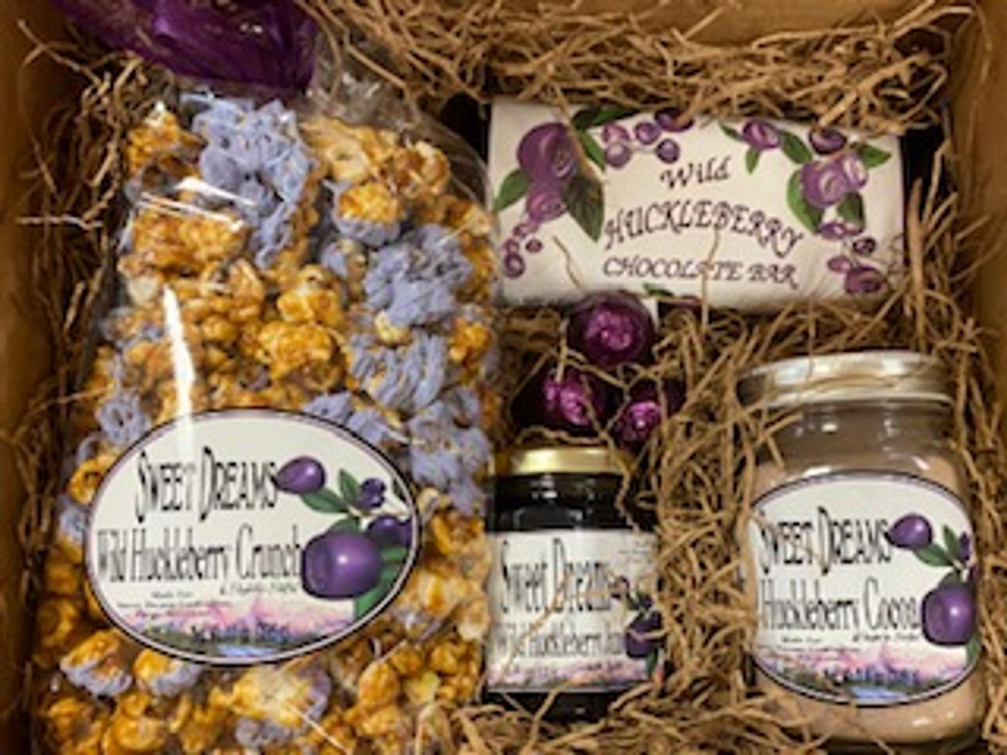 Huckleberry Heaven Gift Box