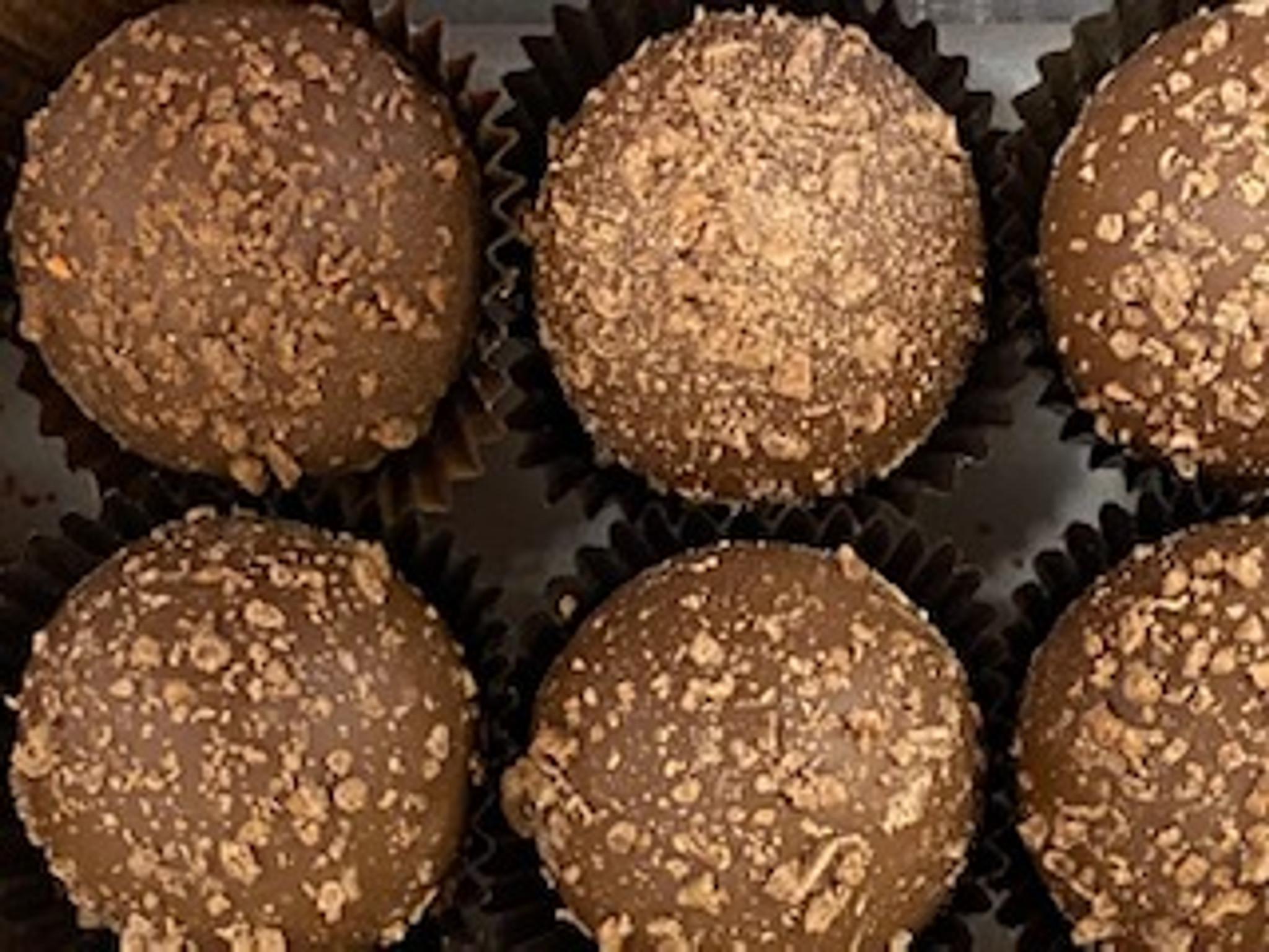 French Silk Milk Chocolate Truffle