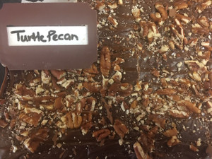 Turtle Pecan Fudge from Sweet Dreams Confections