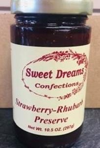 Strawberry-Rhubarb Preserve