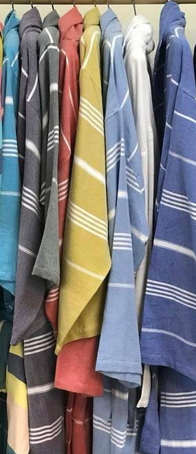 Deniz Bathrobe - Multiple Colors!