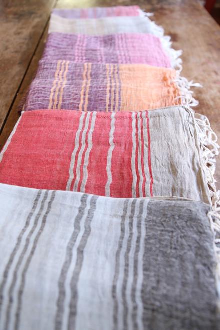 Fethiye Gauzy Scarf in Multiple Colors