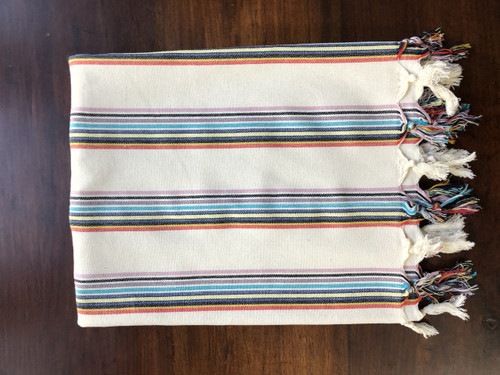 Antep Rainbow Striped Towel