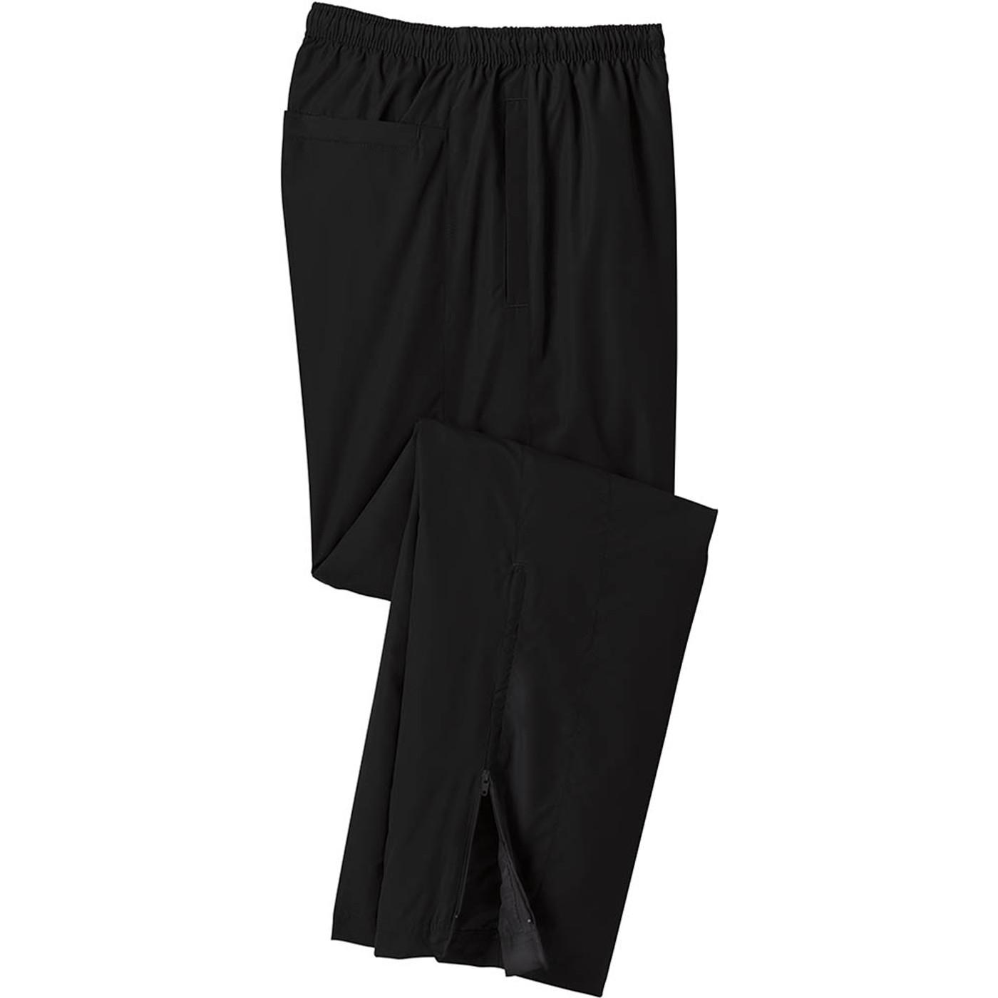 1197P Black Value Warm-Up Pant