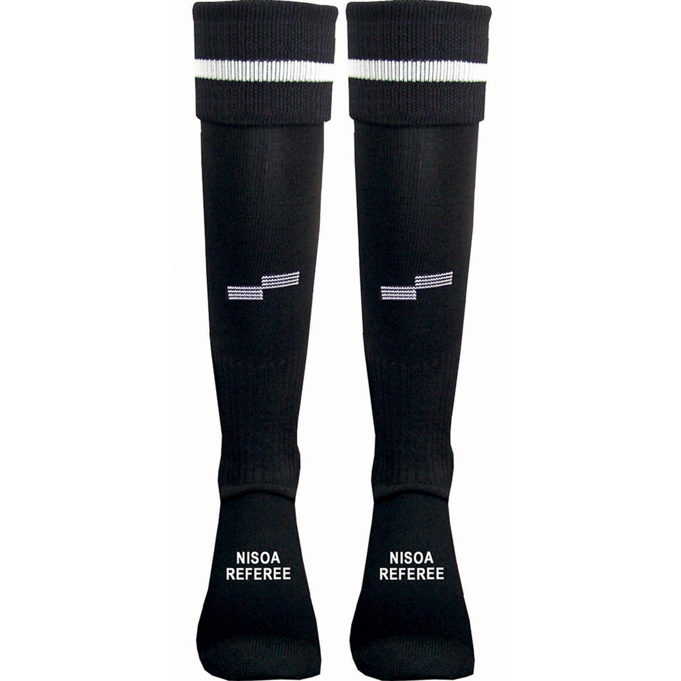 1304N NISOA One Stripe Ref Sock