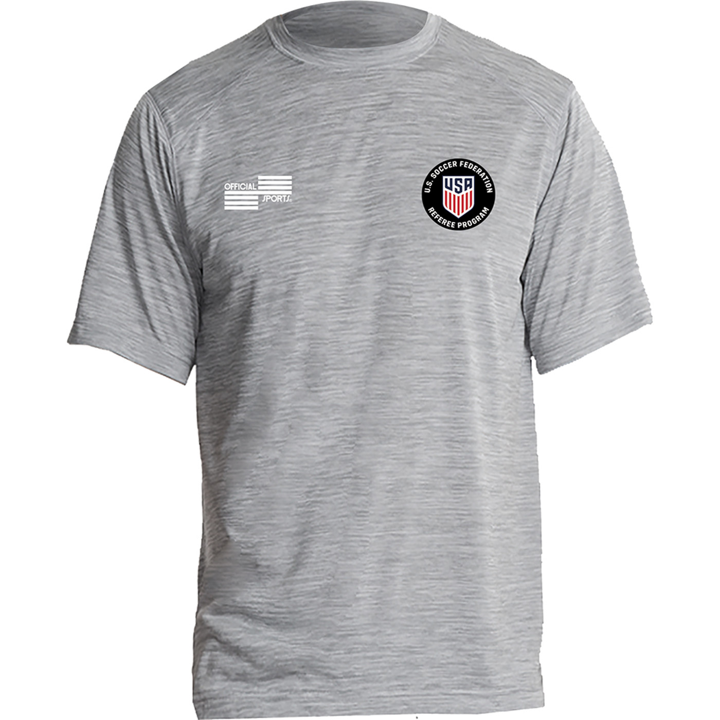 2000CL USSF Heathered Training T-Shirt