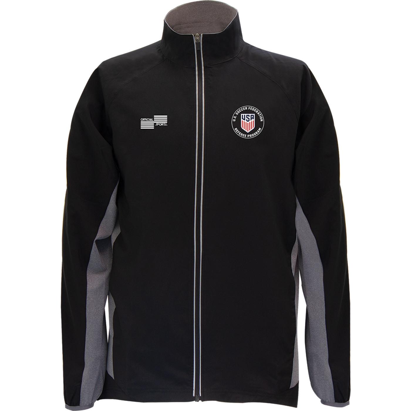 1199JCL USSF Full Zip Training Jacket