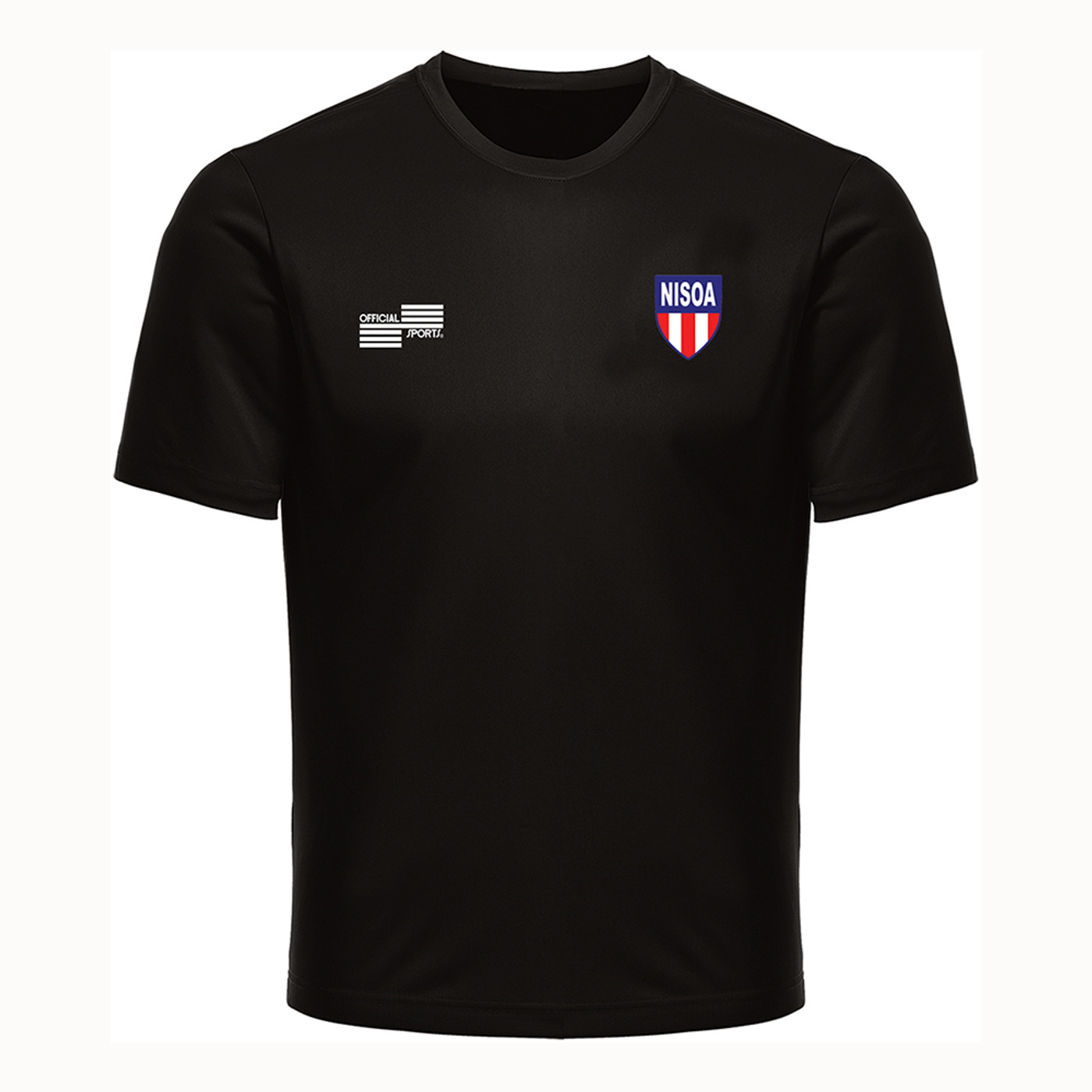 2244N NISOA Wicking Short Sleeve T-Shirt