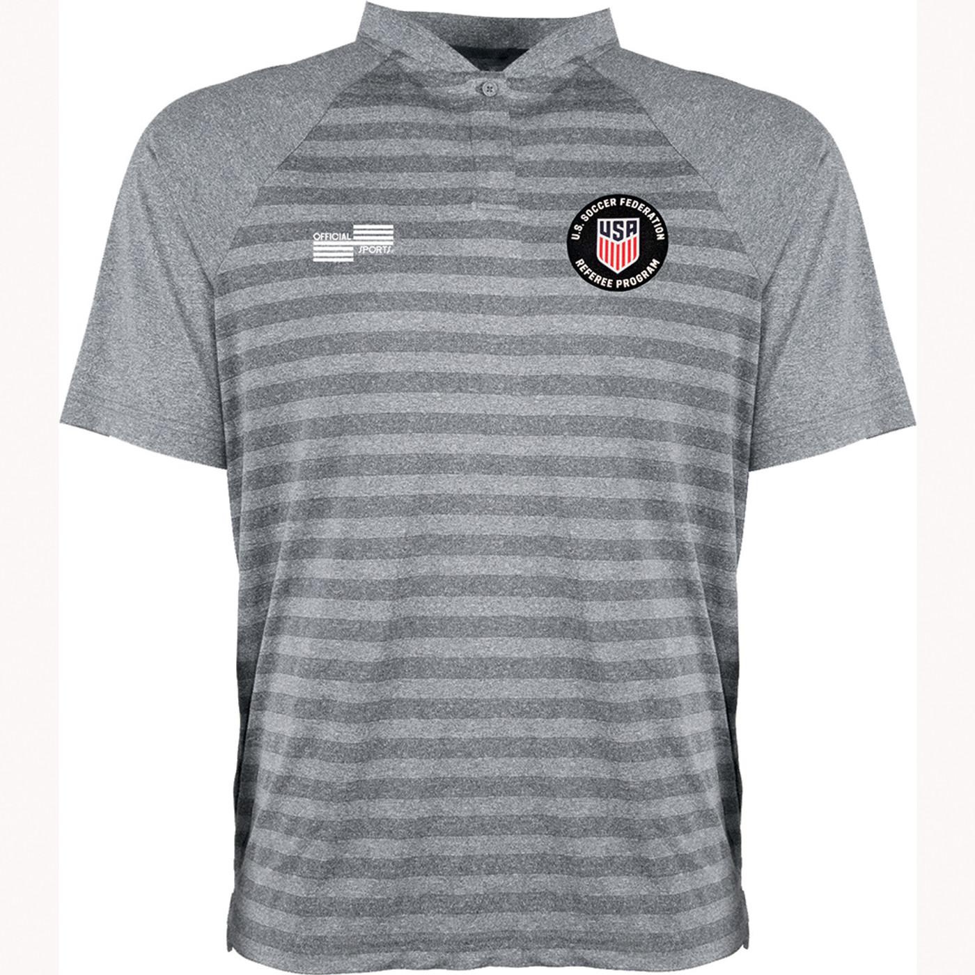 2400CL USSF Blade Collar Golf Shirt