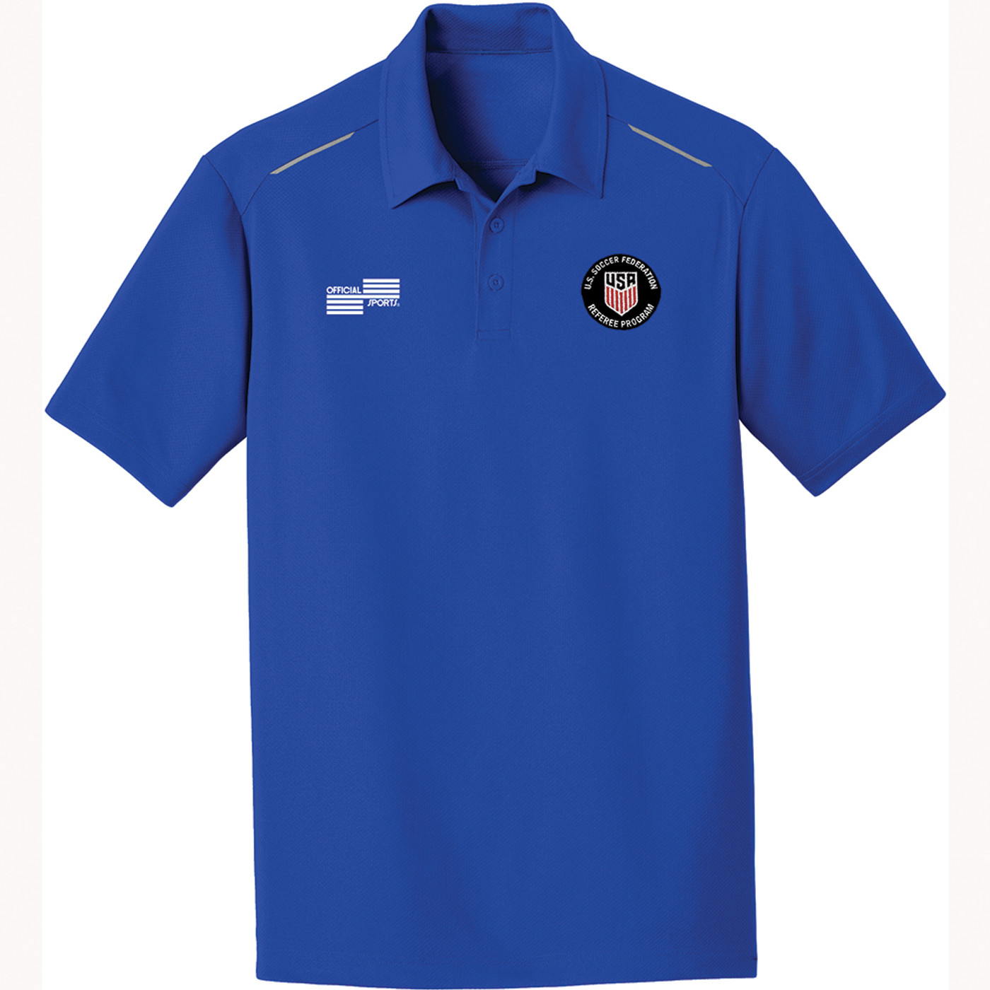 2404CL USSF Performance Golf Shirt