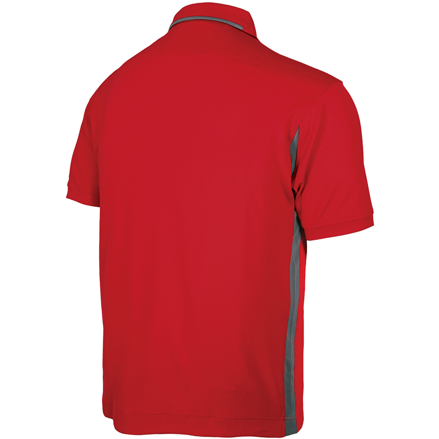 2402CL USSF Color Block Golf Shirt