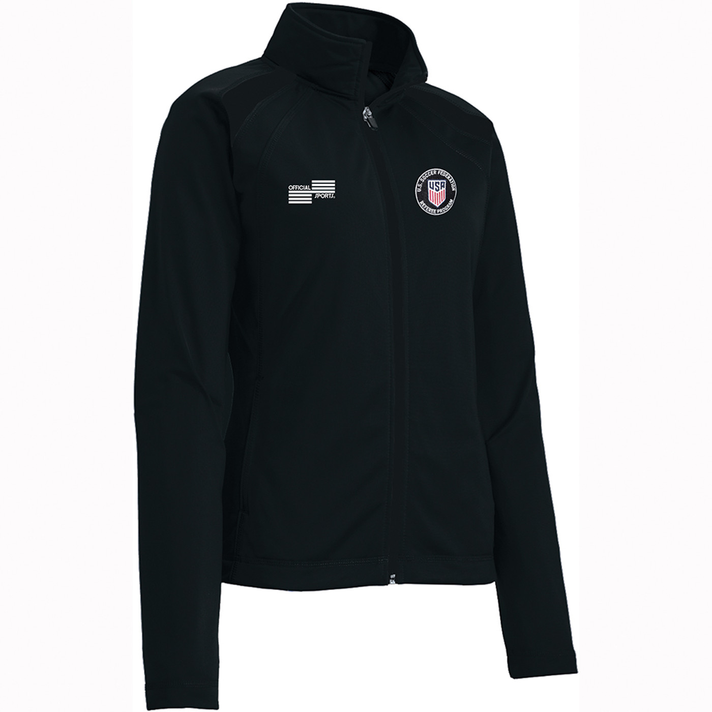 W1189CL USSF Women's 4th Official Jacket