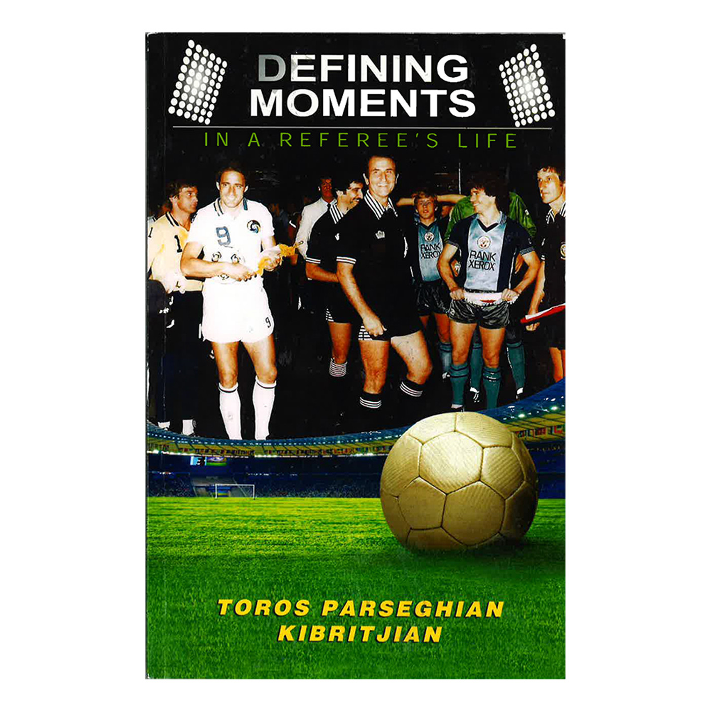 4010 Defining Moments In A Referee's Life Book