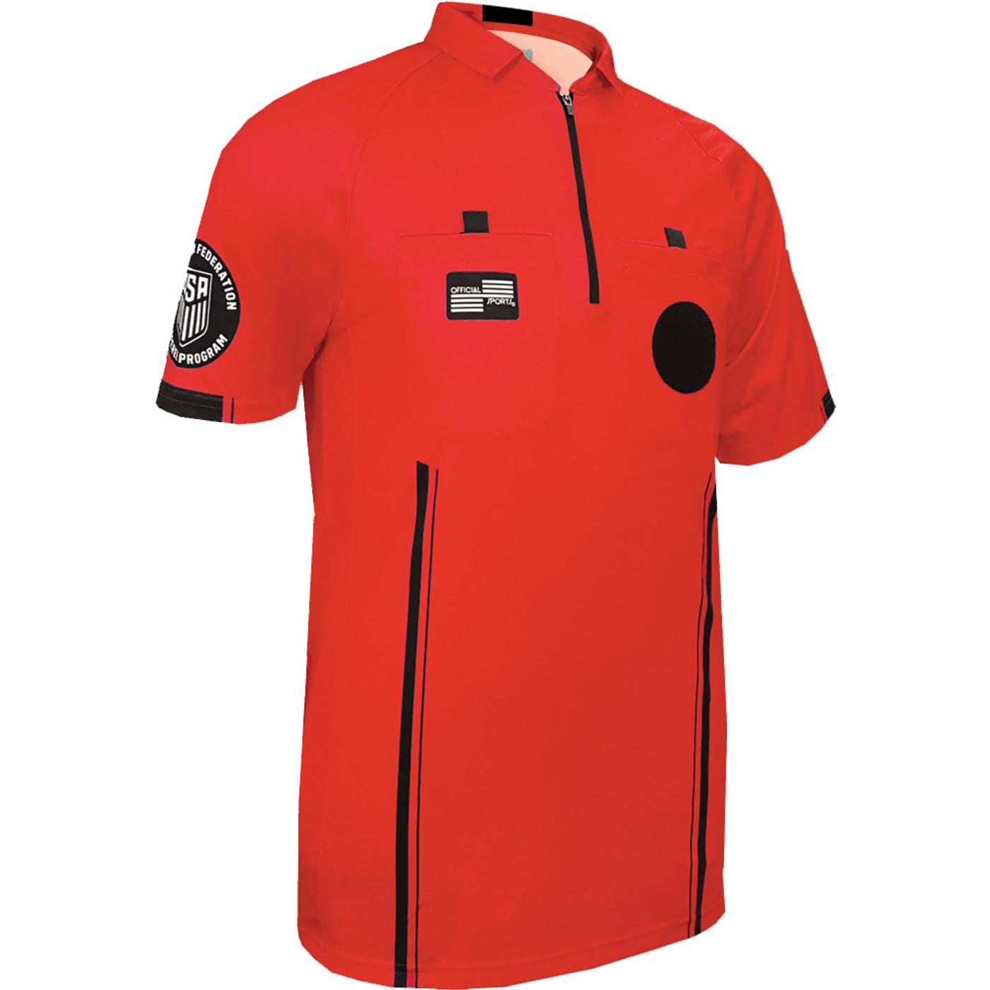 9900R Men's Red Pro Short Sleeve Kit
