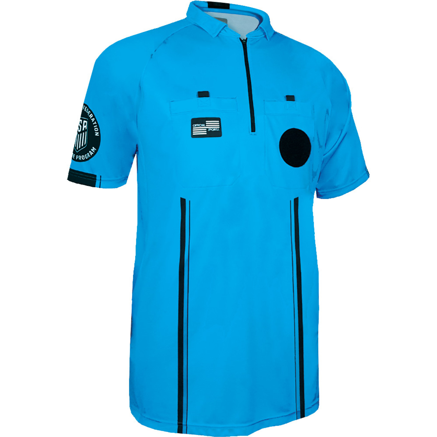 9900BLU Men's Blue Pro Short Sleeve Kit