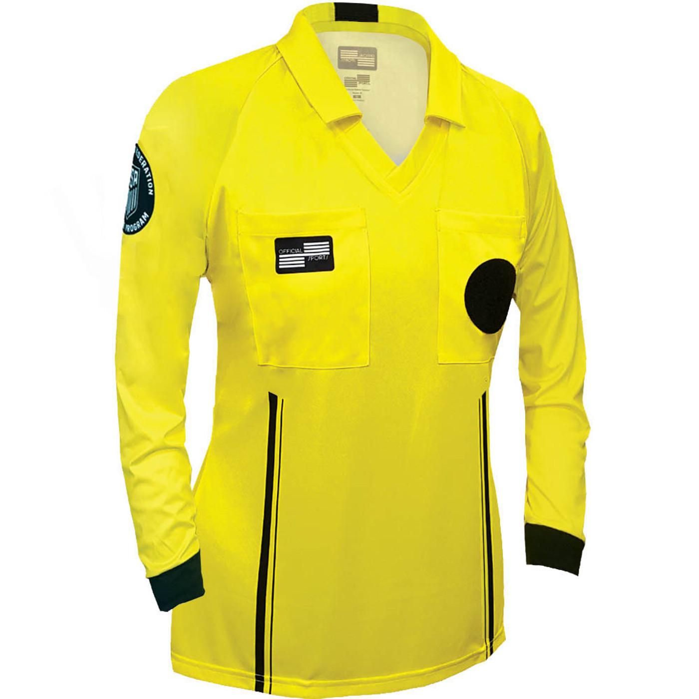 Women's USSF Economy LS Shirt