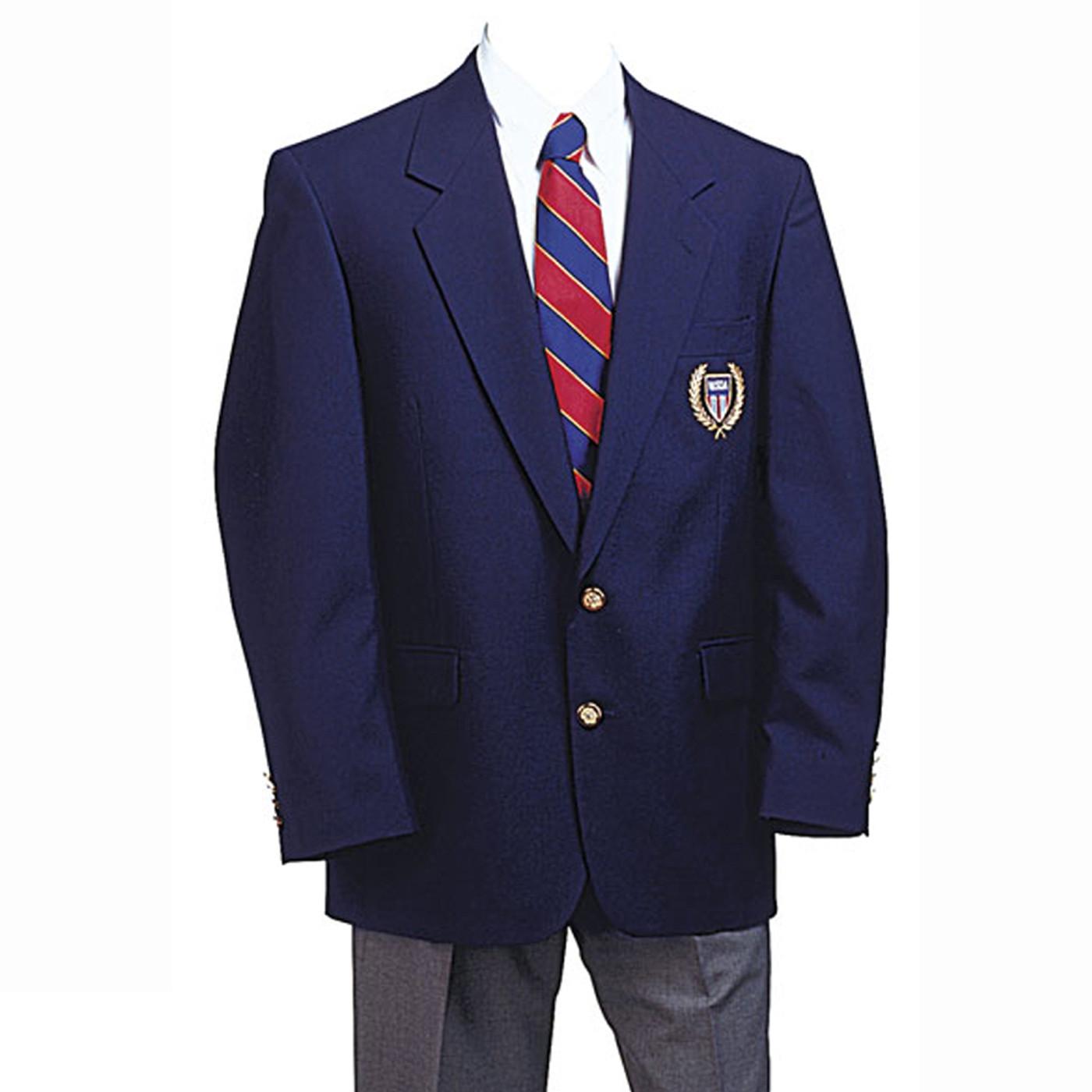 1241PN Official NISOA Men's Blazer