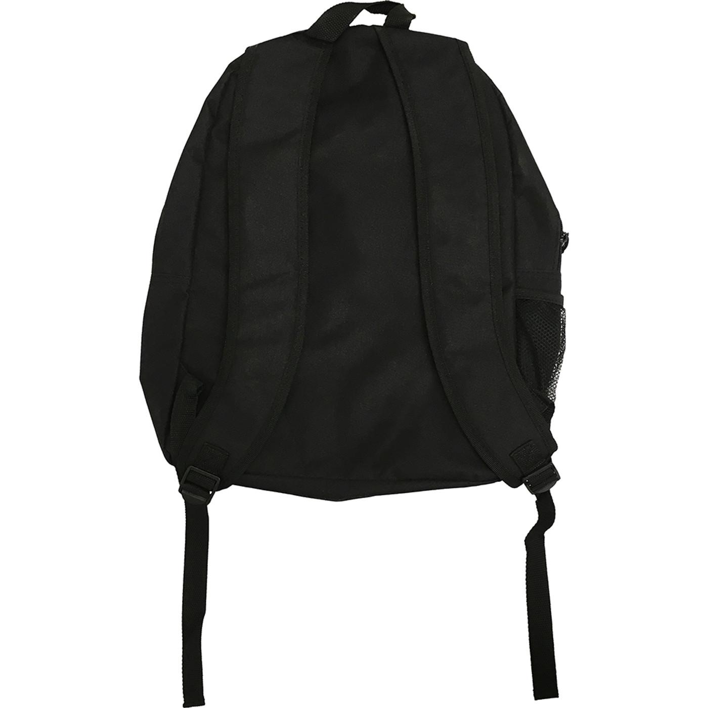 1648 Black/Grey Contrast Backpack