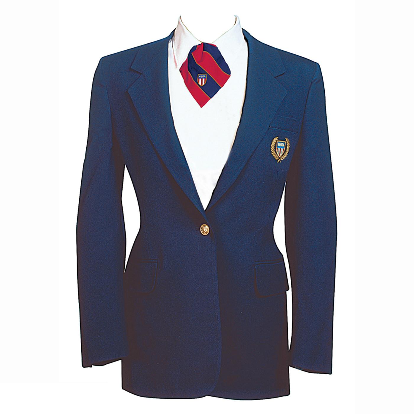 1248PN Official NISOA Women's Blazer