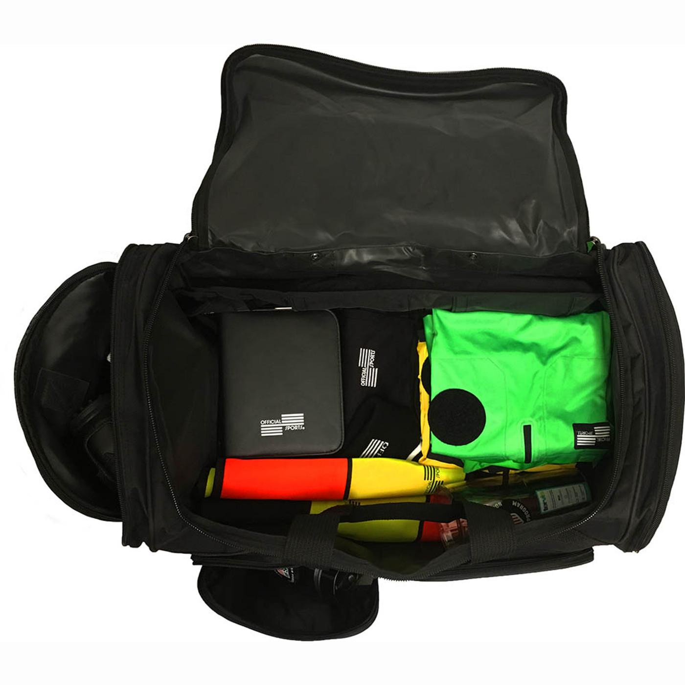 1630 The Superior Black Bag