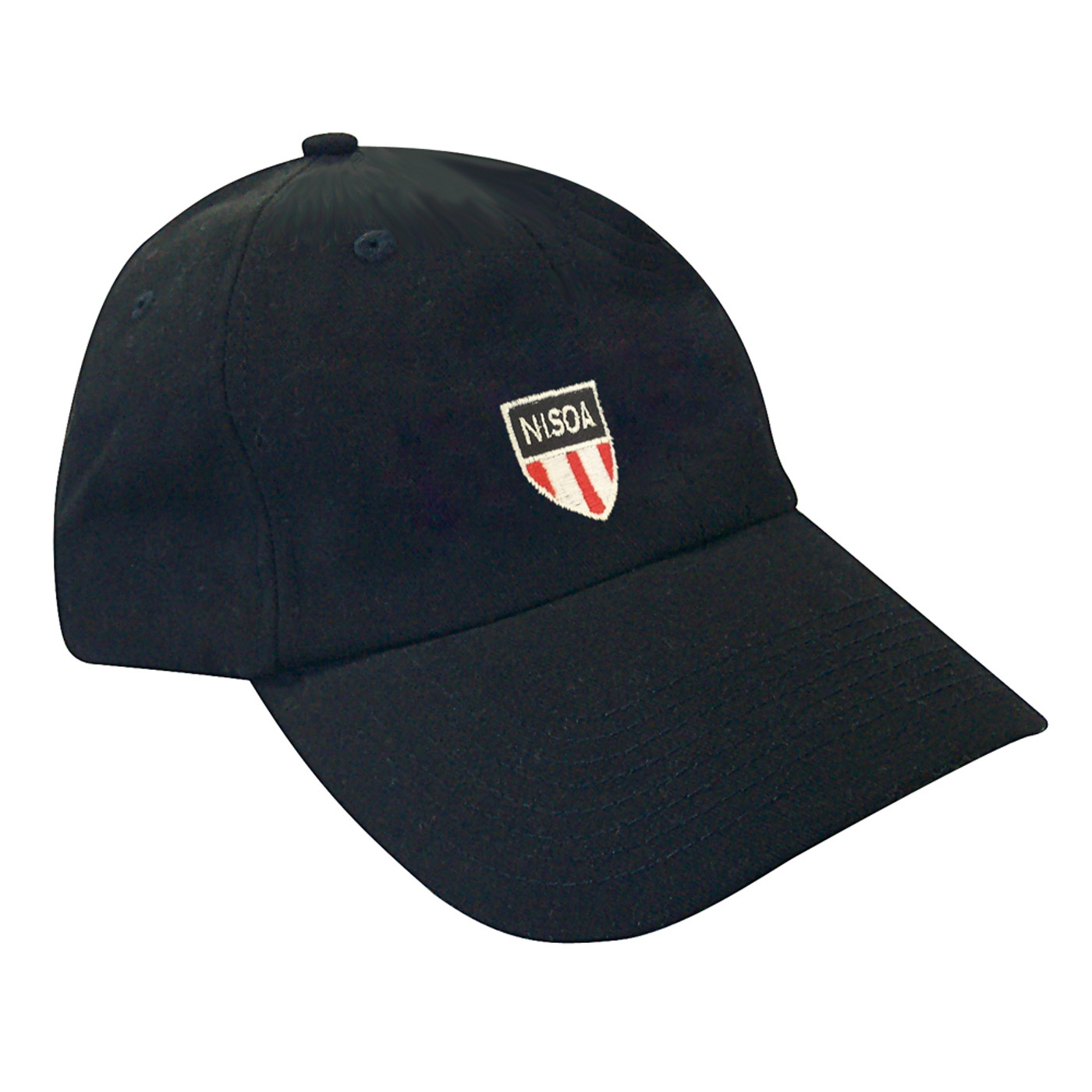 3024N Black Low Fit NISOA Cap