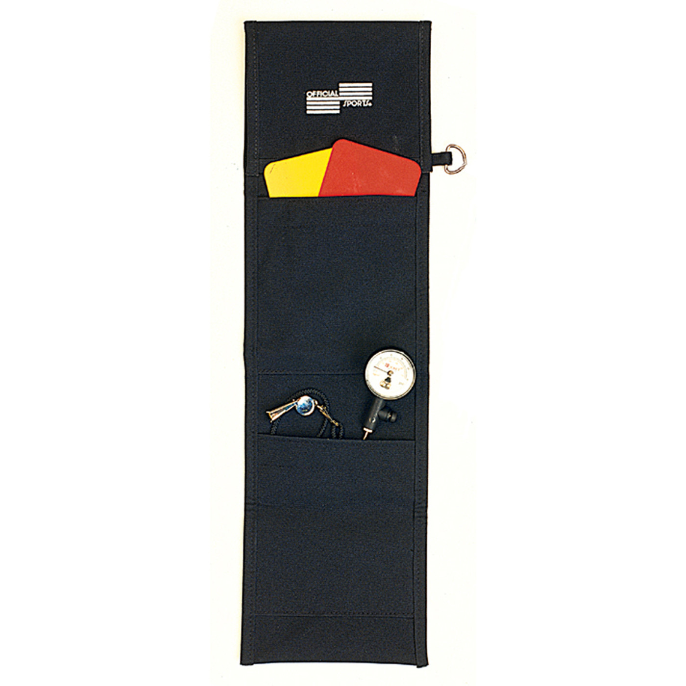 1580 Flag Case W/Pockets