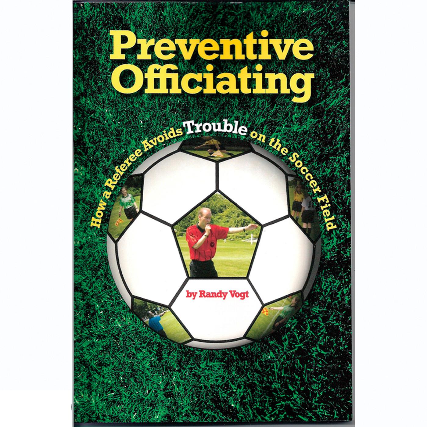4039 Preventive Officiating Book