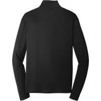 2223N NISOA Quarter Zip Long Sleeve