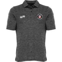 2074CL USSF Heathered Golf Shirt