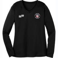 W2240CL USSF Women's Graphic Long Sleeve T